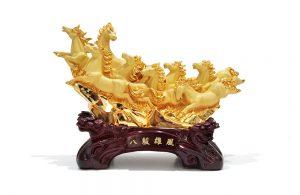 ม้าทองคำ
